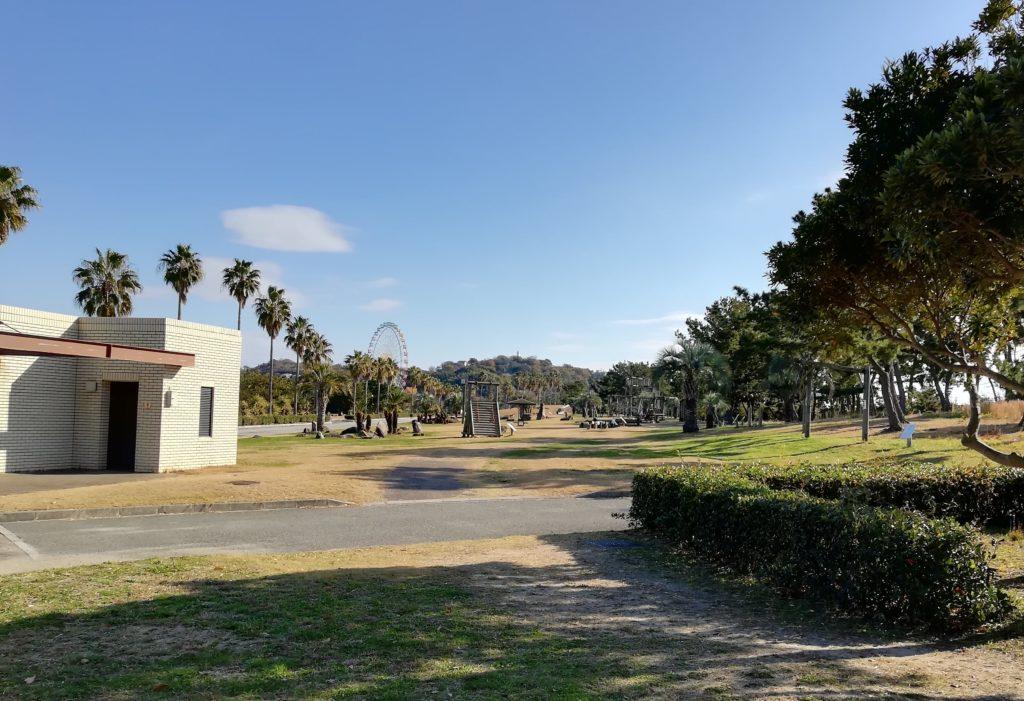 赤穂海浜公園 画像