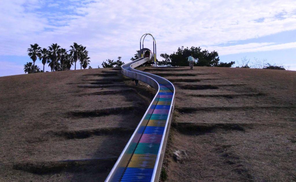 赤穂海浜公園 ローラーコースター画像